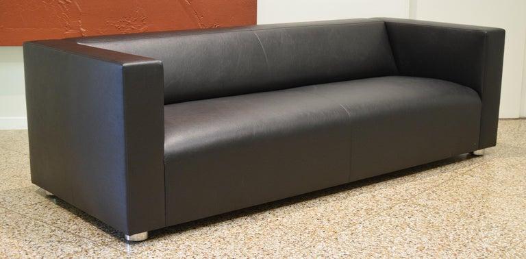 Modern Knoll SM1-3 Sofa For Sale