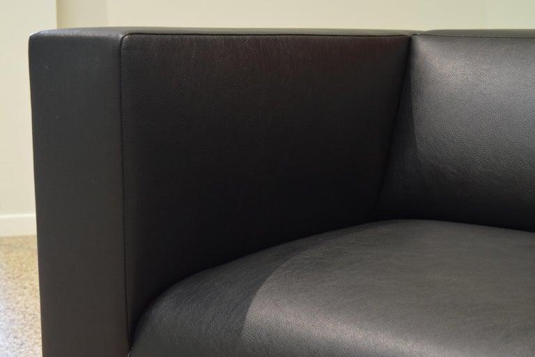 Polished Knoll SM1-3 Sofa For Sale
