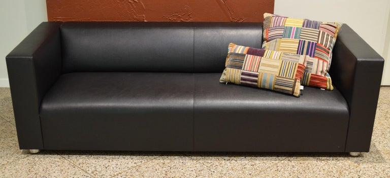 Knoll SM1-3 Sofa For Sale 2