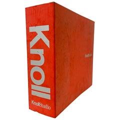 Knoll Studio Catalog 2004 Mid-Century Modern Furniture