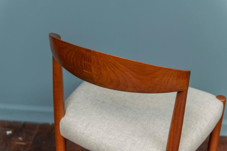 Knud Andersen Danish Dining Chairs For Sale 1