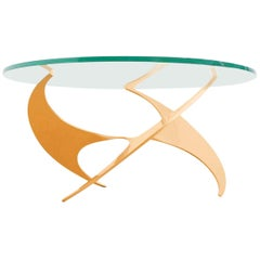 Knut Hesterberg K9 Propellor Side of Coffee Table Ronald Schmitt, 1964