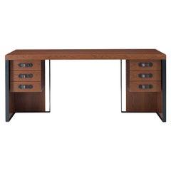 Kobe 6-Drawer Desk