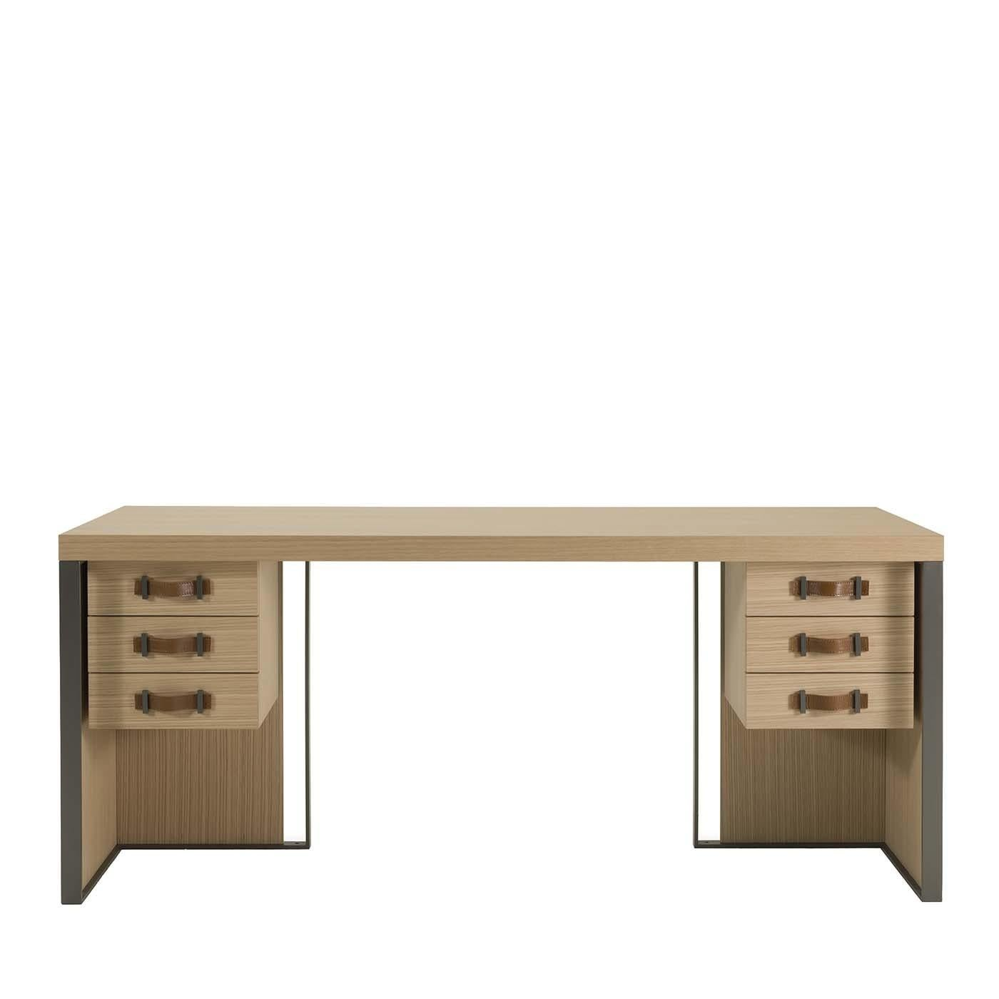 Kobe Durmast Desk with Drawers