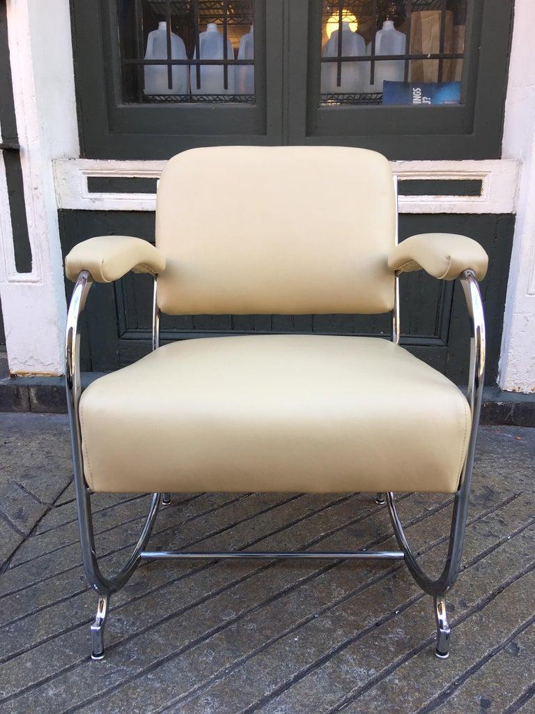Mid-20th Century Kochs Chrome Chair For Sale