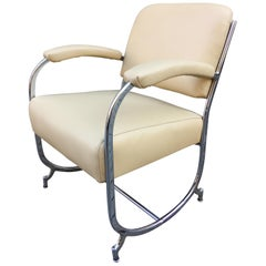 Kochs Chrome Chair