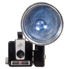 Kodak Brownie Hawkeye Flash Camera, circa 1949-1961