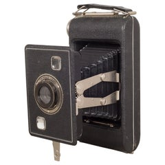 Kodak Jiffy Six-20 Folding Camera with Original Box, circa 1940