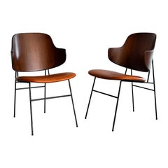 "Kofod Larson ""Penguin"" Chairs"