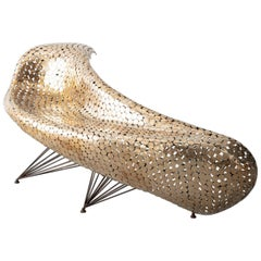 """""""Koi 'Koi Fish',"""" a Unique Seat in the """"Septem Maria"""" by Johnny Swing"""