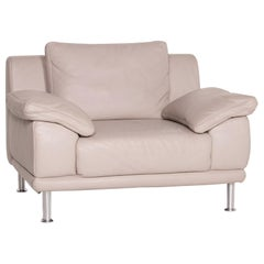 Koinor Leather Armchair Beige