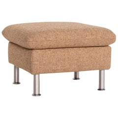 Koinor Vittoria Fabric Stool Beige