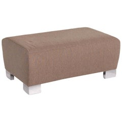 Koinor Volare Fabric Stool Beige