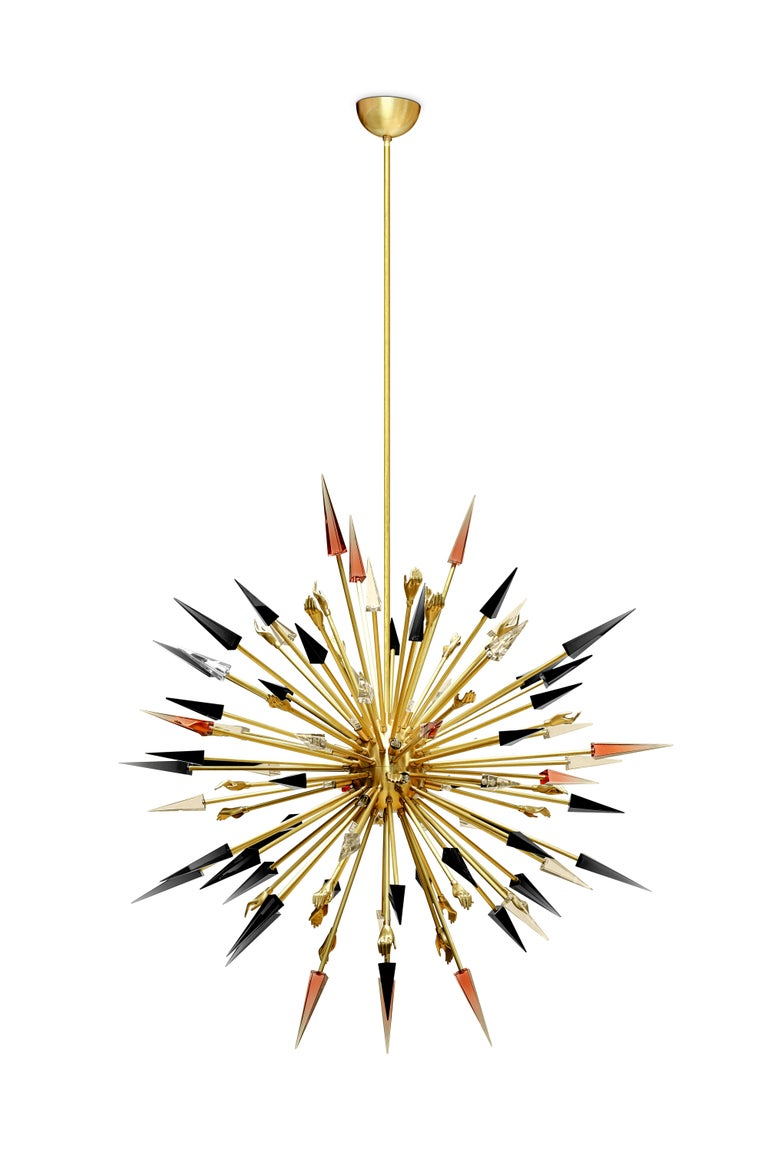 Outburst Chandelier In New Condition For Sale In New York, NY