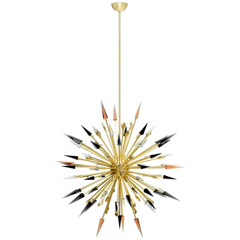 Outburst Chandelier For Sale
