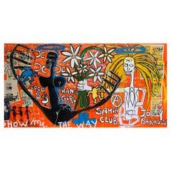 """Kokian Painting, """"Joey Paradise"""", 2010"""
