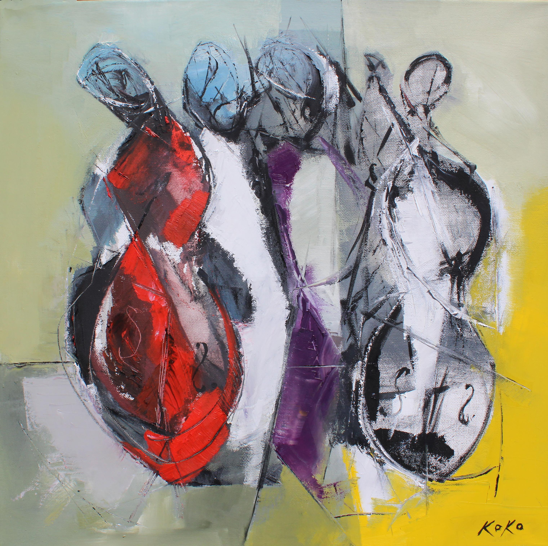 Chellos and Violins