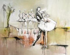 'Pas de Deux' - (Duet) from Story of 'Swan Lake'.