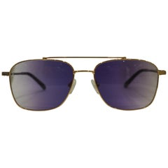 Kommafa purple lens sunglasses