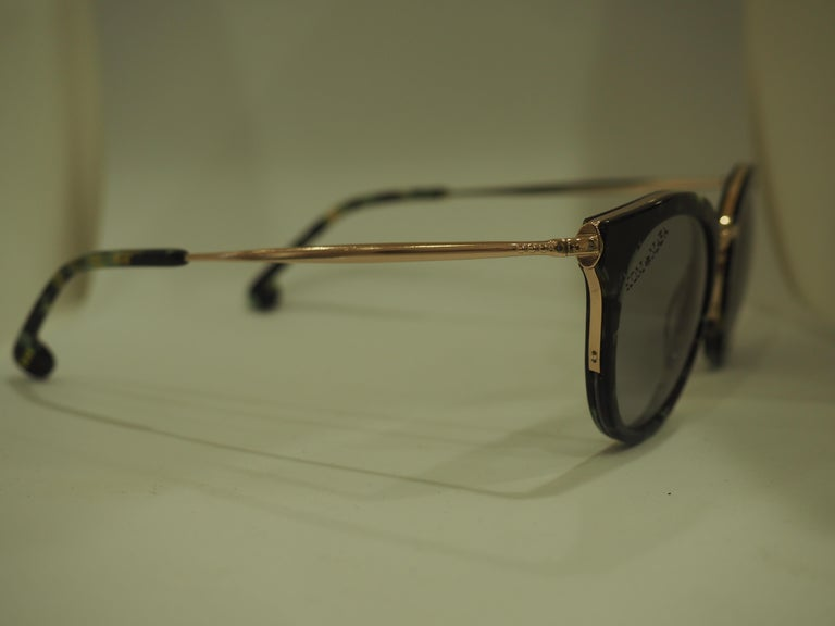 Kommafa tortoise sunglasses totally made in italy one of a kind