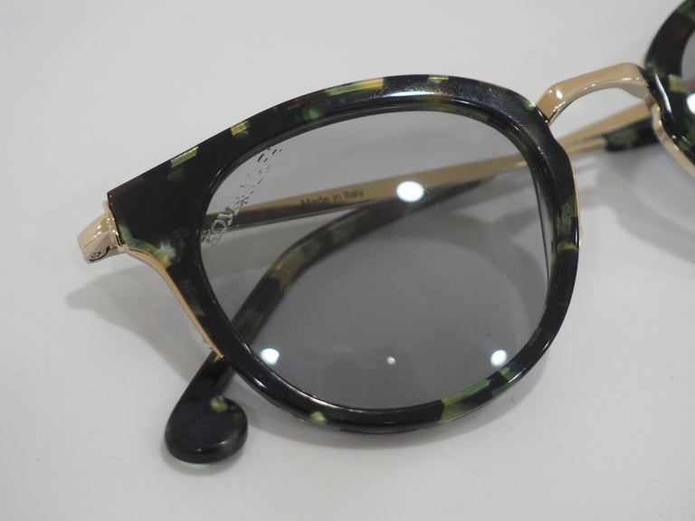 Kommafa tortoise sunglasses For Sale 1