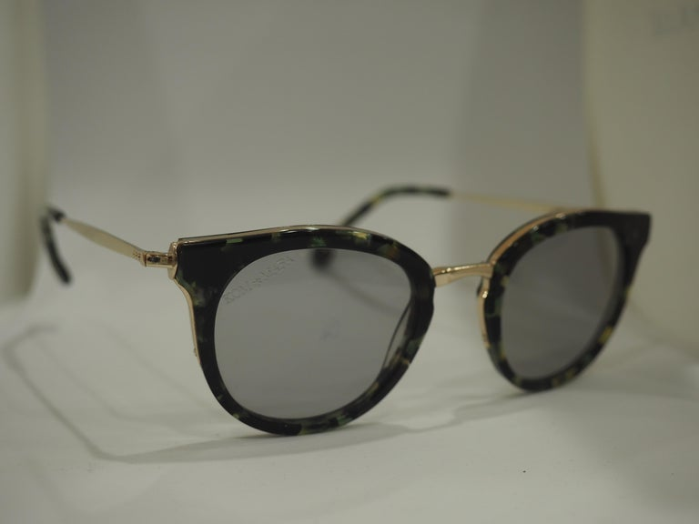 Kommafa tortoise sunglasses For Sale 2