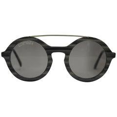 Kommafa tortoise sunglasses