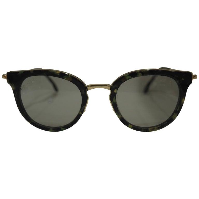 Kommafa tortoise sunglasses For Sale