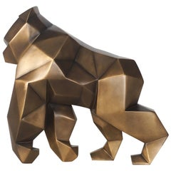 Kong Gorilla Resin Sculpture