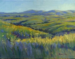 Super Bloom 3, Painting, Oil on Canvas