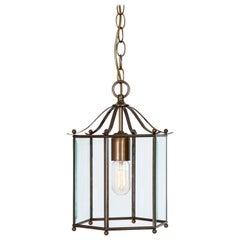 Konsthantverk Glimminge Oxidized Brass Ceiling Lamp