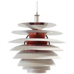'Kontrast' Ceiling Lamp by Poul Henningsen for Louis Poulsen, 1960s