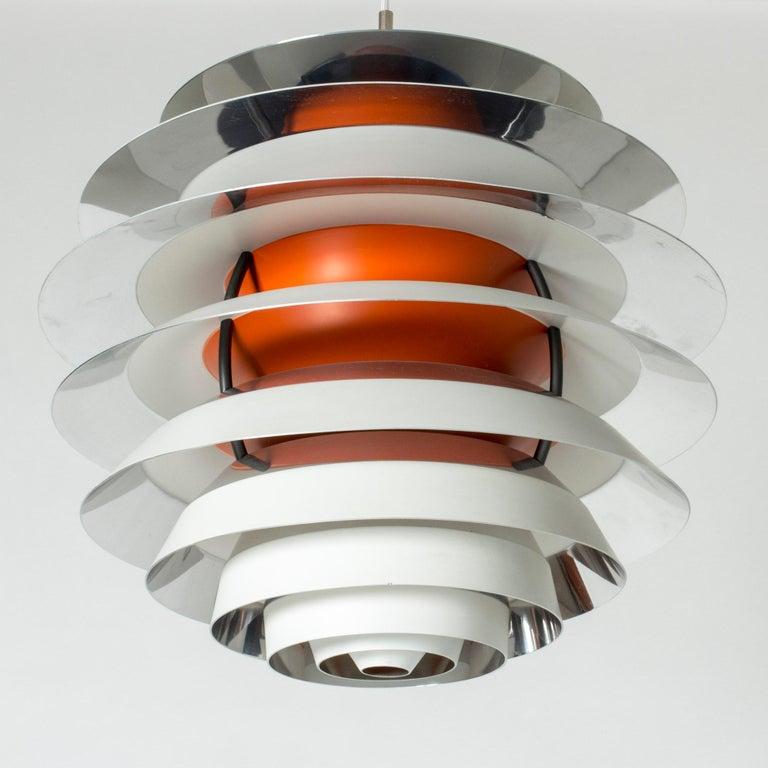 "Scandinavian Modern ""Kontrast"" Pendant Lamp by Poul Henningsen for Louis Poulsen For Sale"
