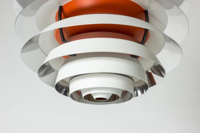 "Mid-20th Century ""Kontrast"" Pendant Lamp by Poul Henningsen for Louis Poulsen For Sale"