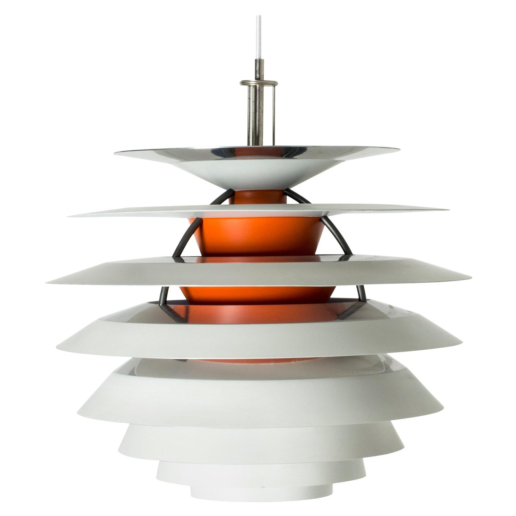 """Kontrast"" Pendant Lamp by Poul Henningsen for Louis Poulsen"