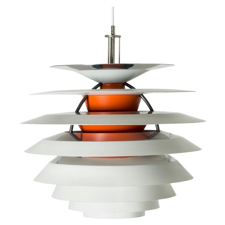 """Kontrast"" Pendant Lamp by Poul Henningsen for Louis Poulsen For Sale"