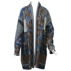 Koos van den Akker Patchwork Jacket