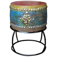 Korean Shaman's Drum on Stand