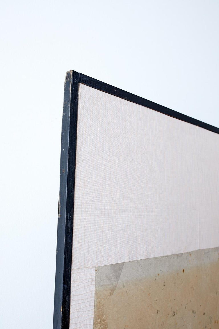 Korean Six-Panel Screen of Legendary Chinese Figures For Sale 8