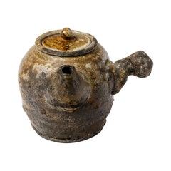 Korean Stoneware Ceramic Tea-Pot by Seung Ho Yang Korea and La Borne Artist