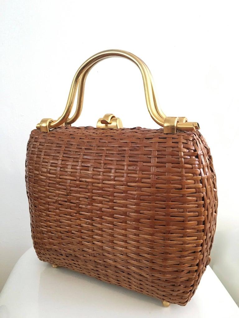 Wicker Handbags Italian Handbags 2019