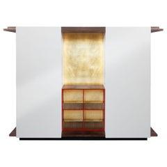 Kos Ivory Cabinet