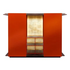 Kos Red Cabinet