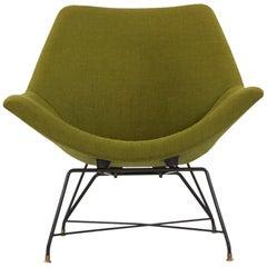 """""""Kosmos Chair"""", Design by Augusto Bozzi for Saporiti, Italy, 1954"""