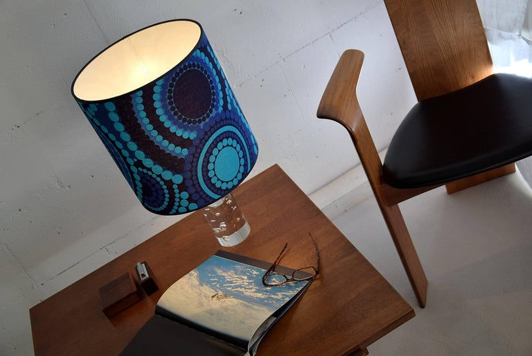 Kosta Boda Mid-Century Modern Table Lamp For Sale 4