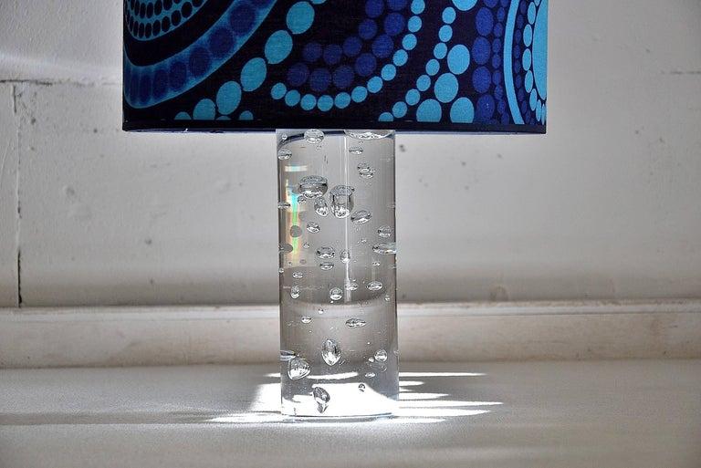 Swedish Kosta Boda Mid-Century Modern Table Lamp For Sale