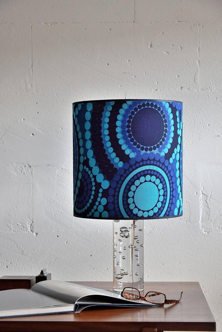 Kosta Boda Mid-Century Modern Table Lamp In Good Condition For Sale In Weesp, NL