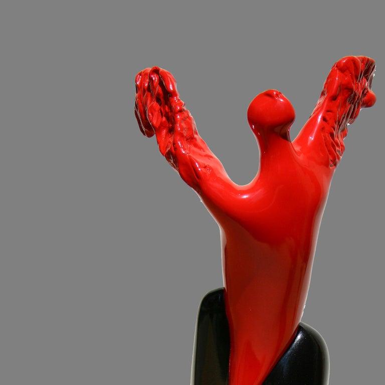 Phylax  - Sculpture by Kostis Georgiou