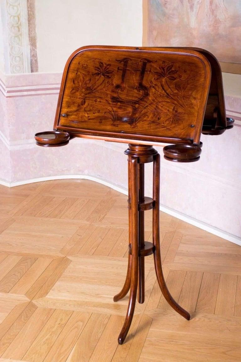 Art Nouveau Kota Holder by Thonet Vienna For Sale