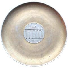 KPM Olympia 1936 Berlin Porcelain Plate